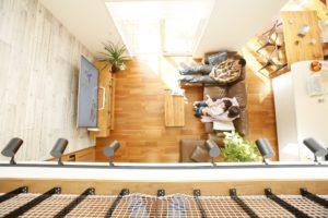 イシンホーム広島 - 家族が集まる陽だまりリビングがある家